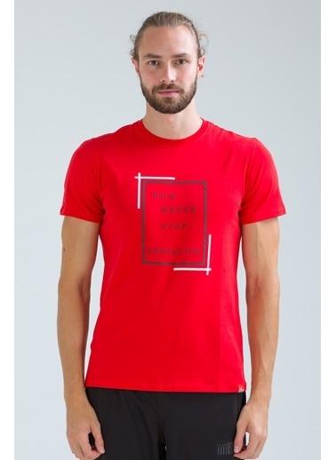 Speedlife Royal Tişört Kırmızı